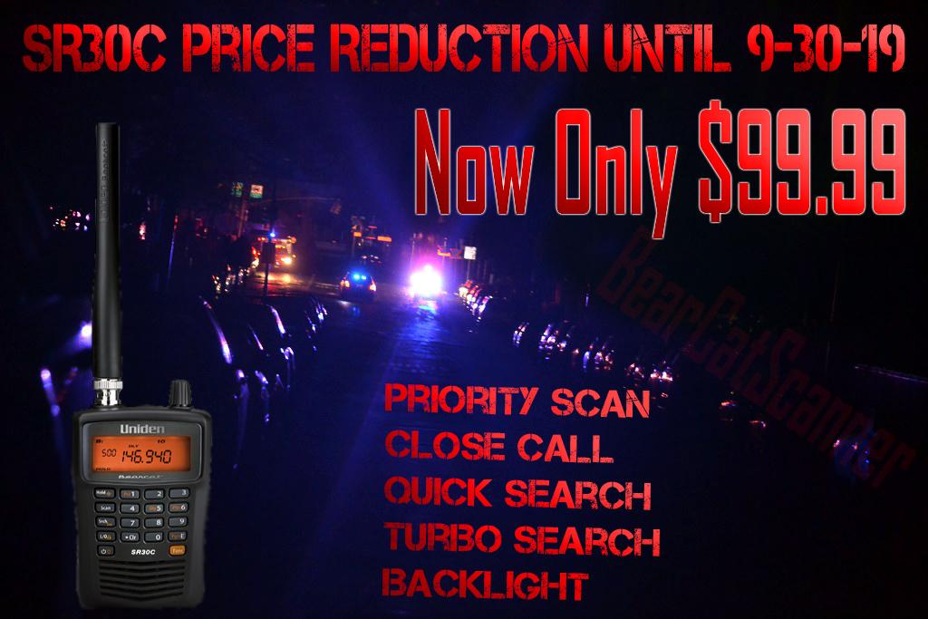 SR30C Scanner On Sale Now