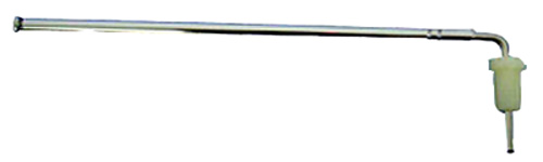 AT034 - Uniden Chrome Telescoping Replacement Scanner Antenna