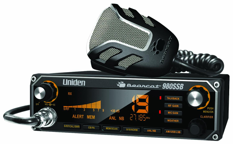 BC980SSB - Uniden Bearcat Single Side Band SSB CB Radio