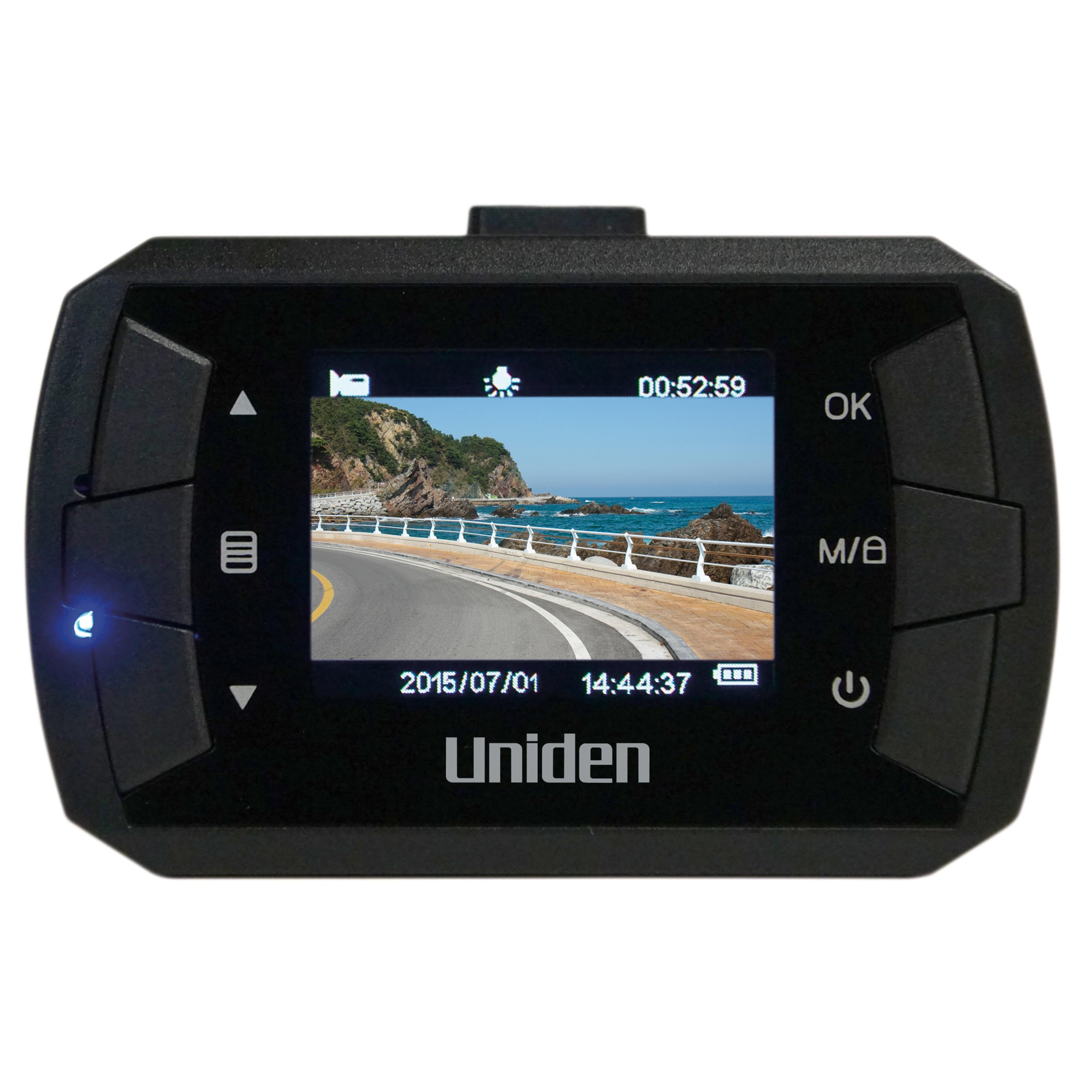 DC1 - Uniden Dash Camera Full HD