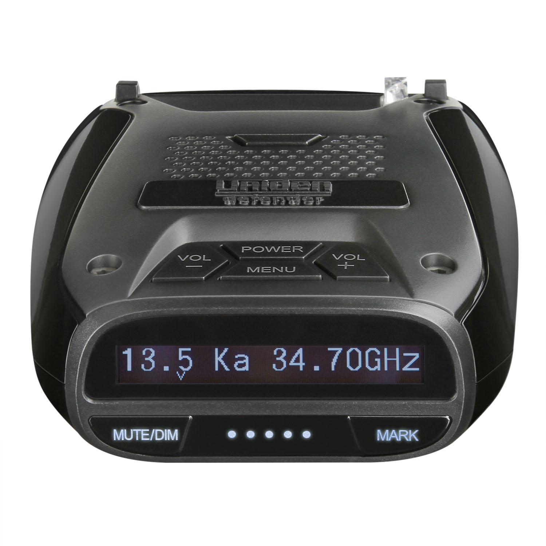 DFR7 - Uniden Radar Detector, GPS, Speed, Voice, Signal Strength Meter