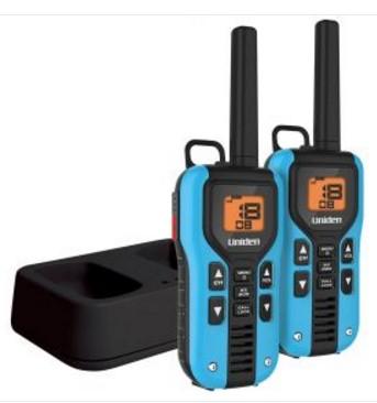 GMR4055-2CK - Uniden Bearcat GMRS/FRS Two Way Radio Pair