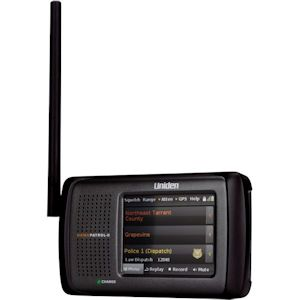HomePatrol2 - Uniden Public Safety Bearcat Digital Scanner