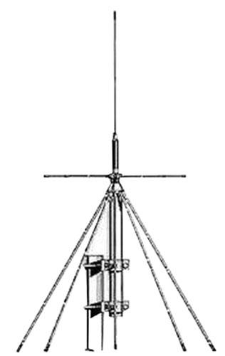 ROYAL 1300 - Base Station Scanner Antenna