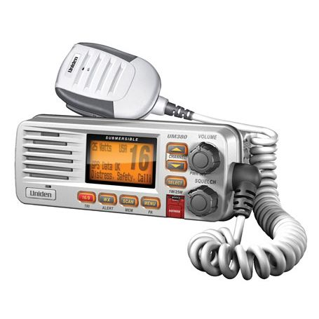 UM380 -  Uniden Fixed Mount VHF Marine Radio