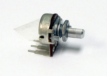 BRVG0968001 - Uniden Potentiometer Squelch for BC340CRS Scanner