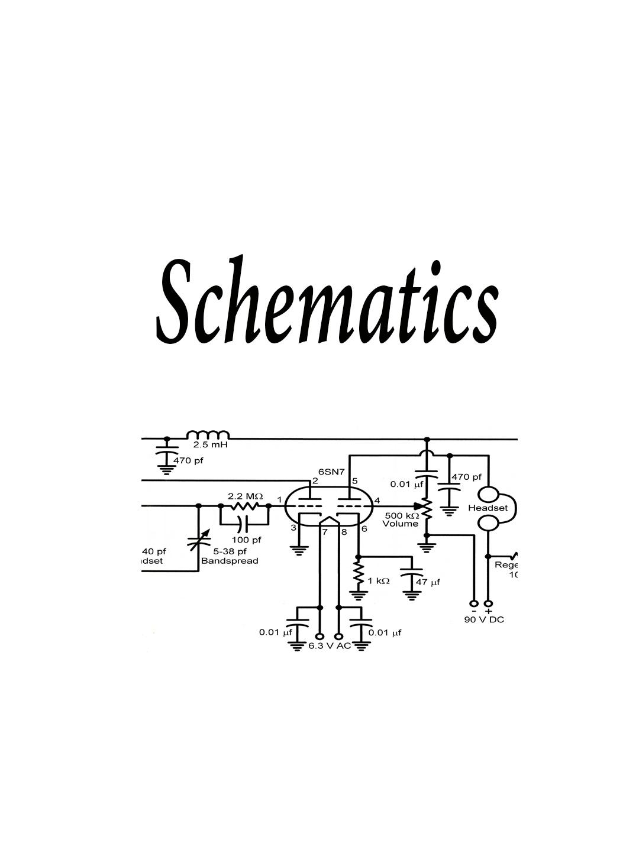 SCHBC142 - Uniden Bearcat BC142XL Scanner SCHEMATIC ONLY
