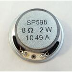 BSPG0598001 - Uniden Internal Replacement Speaker For SOLARADSC Radio